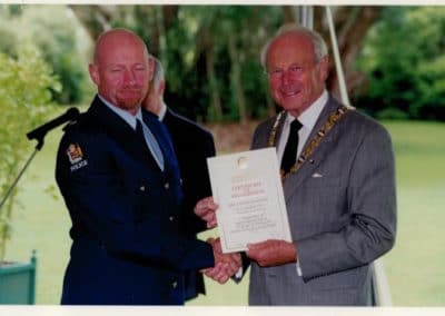 Governor General Citation